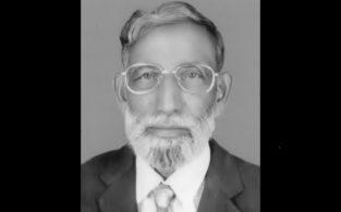 প্রয়াত সাংবাদিক হামিদুল আলম চৌধুরীর ৭ম মৃত্যুবার্ষিকী