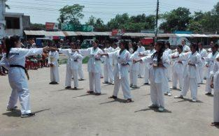 মার্শাল আর্ট হবে ব্রাহ্মণবাড়িয়ার নারী নিরাপত্তার শক্তি (ভিডিও)