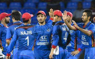 টি-টোয়েন্টি র্যাঙ্কিংয়ে এগিয়ে আফগান ক্রিকেটাররা