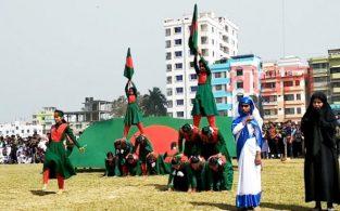 ব্রাহ্মণবাড়িয়ায় মহান স্বাধীনতা ও জাতীয় দিবস পালিত (ভিডিও)