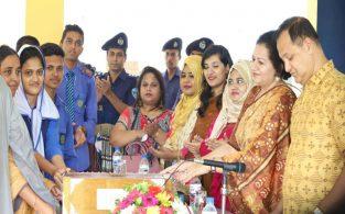 শিক্ষার্থীদের মেধাবৃত্তি প্রদান করেছে ব্রাহ্মণবাড়িয়া 'পুনাক'