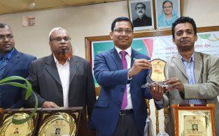 ব্রাহ্মণবাড়িয়ায় জাতীয় বিজ্ঞান ও প্রযুক্তি মেলার সমাপনী অনুষ্ঠিত