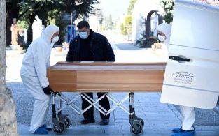 করোনায় ইতালিতে ২৪ঘন্টায় ৬২৭জনের মৃত্যু