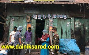 আশুগঞ্জে লকডাউনে দোকান খুলে ব্যবসা, পাঁচ ব্যবসায়ীকে অর্থদণ্ড