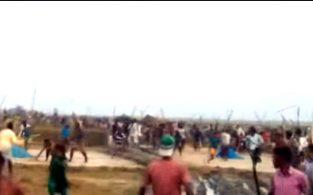 নাসিরনগরে সংঘর্ষে ৫ পুলিশসহ ৬০জন আহত