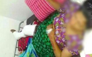 পেটে অনাগত যজম শিশু, পা হারিয়ে হাসপাতালে কাতরাচ্ছেন আম্বিয়া