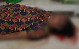 সরাইলে মধ্যরাতে বাড়িতে হামলা: স্ত্রী খুন, স্বামী হাসপাতালে