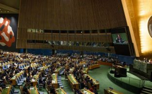 ইসরাইলের বিরুদ্ধে জাতিসংঘের ১৬৩টি দেশের ভোট