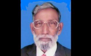 শনিবার সাংবাদিক শ ম হামিদুল আলম চৌধুরীর নবম মৃত্যুবার্ষিকী