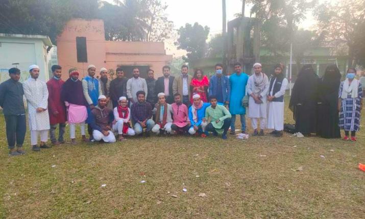 ব্রাহ্মণবাড়িয়ায় 'বাতিঘর' এর পরিচিতি সভা অনুষ্ঠিত