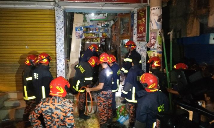 ব্রাহ্মণবাড়িয়ায় সেফটি ট্যাংকের বিস্ফোরণ, ৫জন আহত