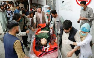 আফগানিস্তানে স্কুলে বিস্ফোরণে ৪০জন নিহত, নিহতের অধিকাংশ শিক্ষার্থী