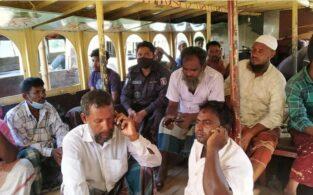 ব্রাহ্মণবাড়িয়ায় অবৈধ নৌযানের বিরুদ্ধে অভিযান, ২২জনকে জরিমানা